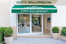 Immobilienbüro in Pollensa auf Mallorca