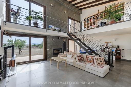 Moderne Wohnzimmer ...