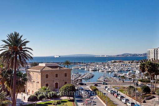 Sporthafen von Portixol auf Mallorca