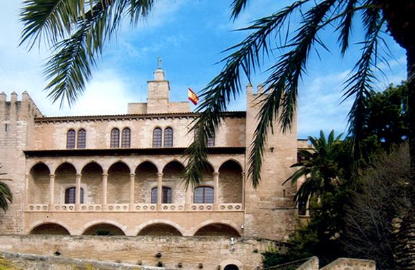 Die Burg Al Mudaina