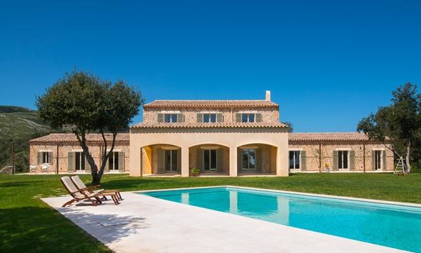 Im Nordosten entstehen derzeit viele Luxusprojekte, wie die acht Luxusfincas auf Carrossa bei Artà.