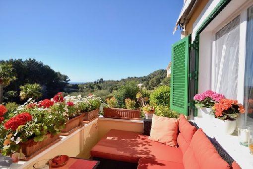 Golf spielen ohne Anfahrtsweg - Charmante Erdgeschoss-Wohnung mit fantastischem Ausblick auf dem Golfplatz Vall d'or