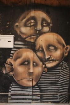 Kritische Street Art in Palma