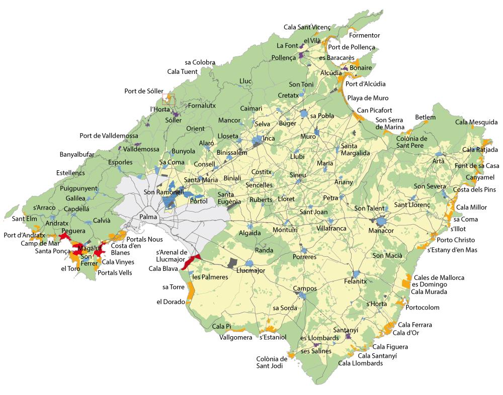 Ferienvermietung auf Mallorca - so vermieten Sie legal an Urlauber