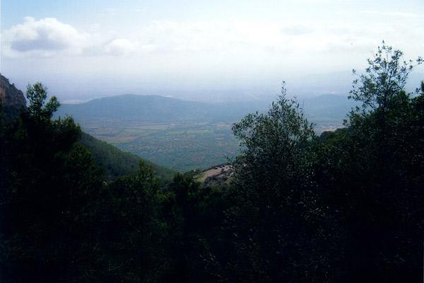 Berg Alaro auf Mallorca