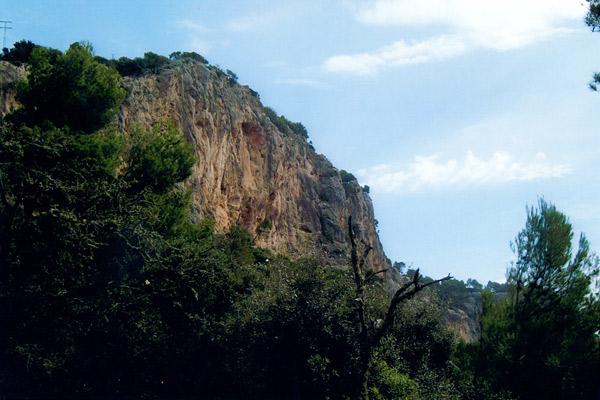 Berg Alaro Mallorca
