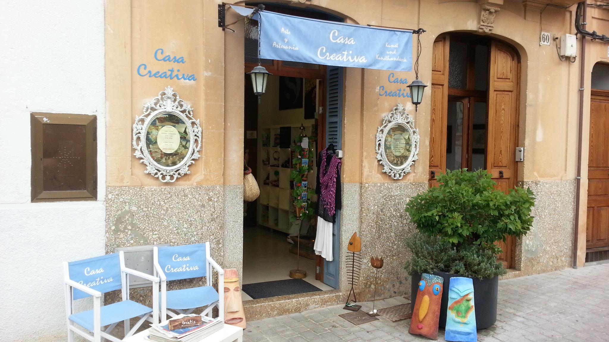 Das Casa Creativa in Llucmajor bietet eine liebevolle Auswahl regionaler Handwerkskunst.