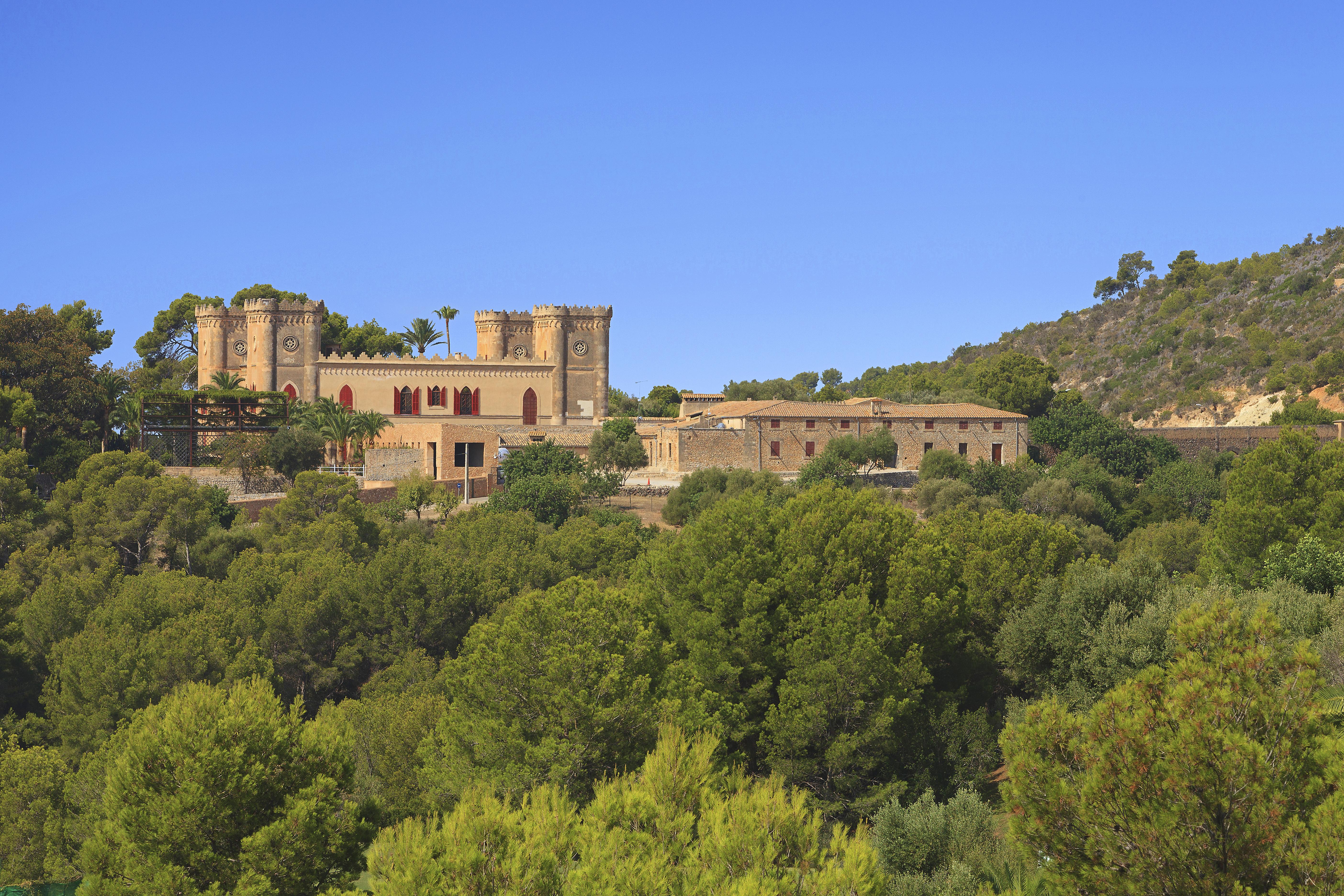 Schloss von Bendinat