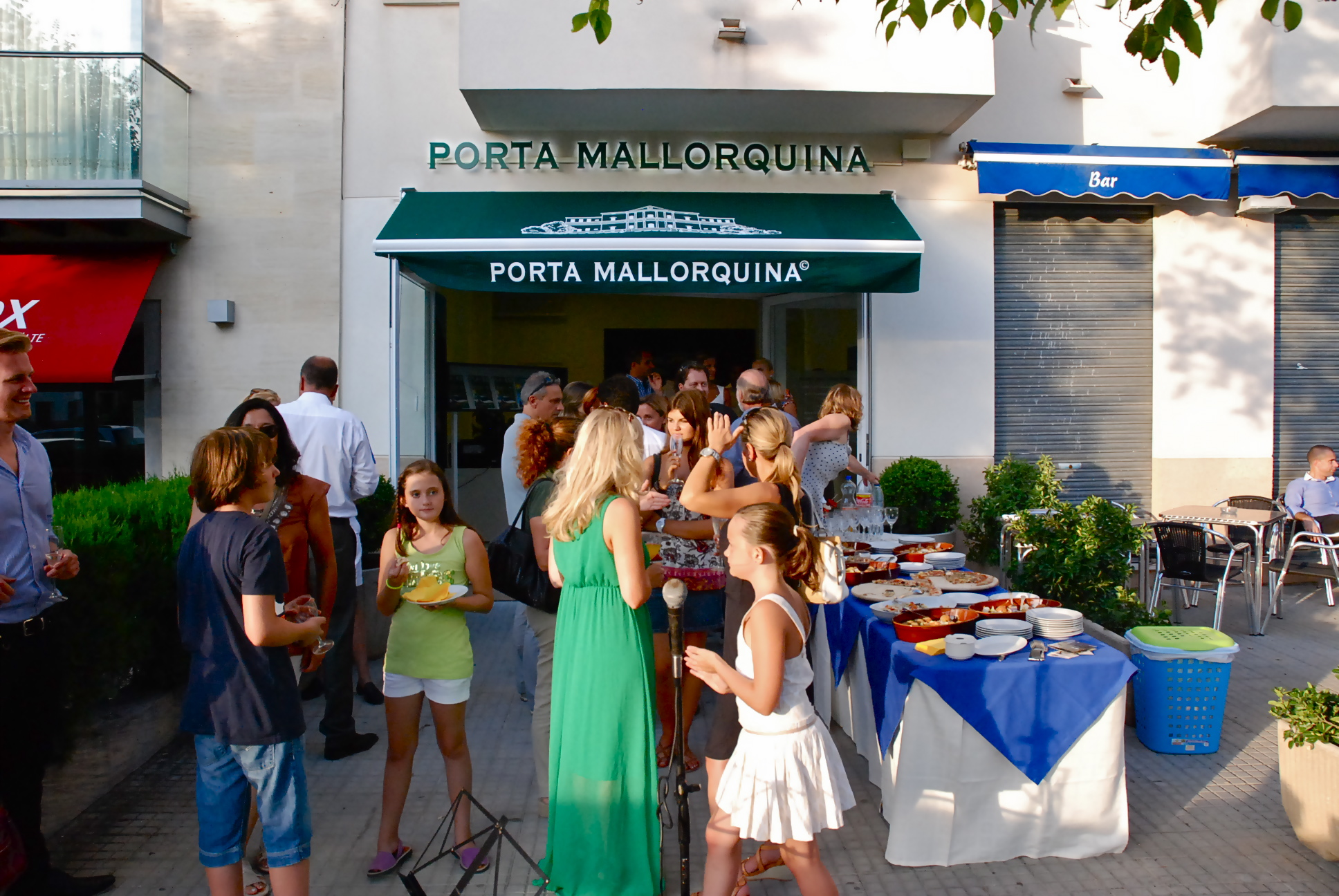 Am 16. August eröffnete Porta Mallorquina in Pollensa den achten Standort.