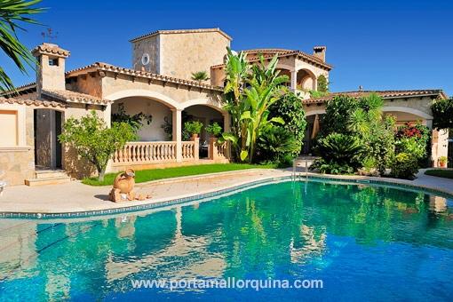 Finca in Llucmajor auf Mallorca