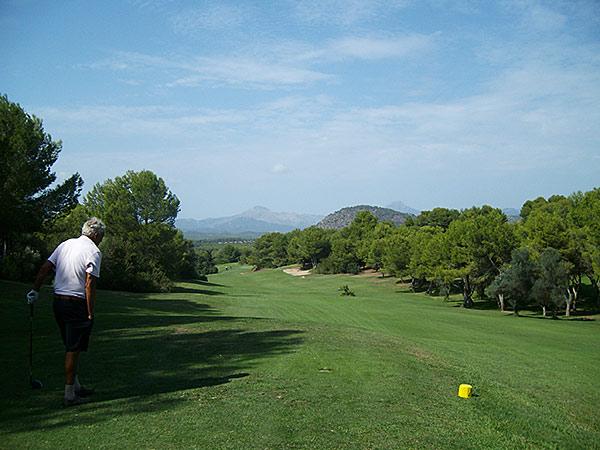 Golfplatz Poniente