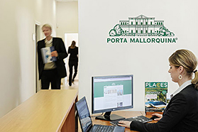 Aktuelle Stellenangebote bei Porta Mallorquina.