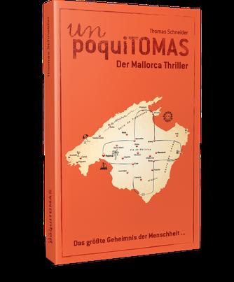 Un poquiTOMAS ist als E-Book, Kindle und Printausgabe auf Amazon erhältlich.
