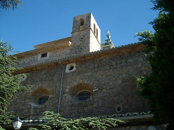 Kloster in Valldemossa Mallorca