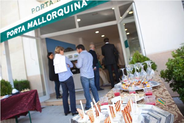 Am 26. April lud Porta Mallorquina zum Brunch ein mit Referenten zum Thema Ferienvermietung.