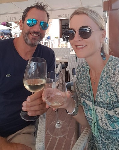 Island hopping – in May 2019 Daniela and Michael Altenbeck moved from Sylt to Mallorca.