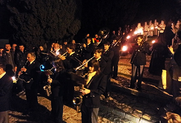musiker-pollensa-mallorca Ostern auf Mallorca