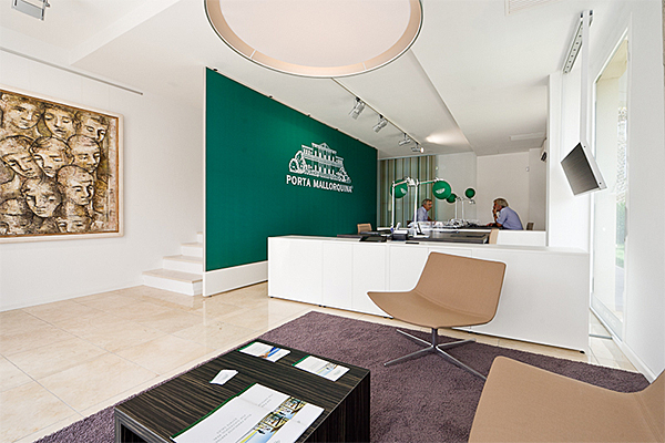 Neuer Immobilienshop der Porta Mallorquina