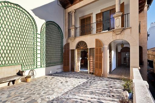 Altstadtpalast in Palma