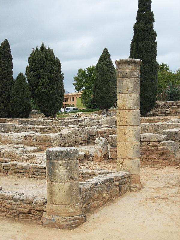 Römer auf Mallorca
