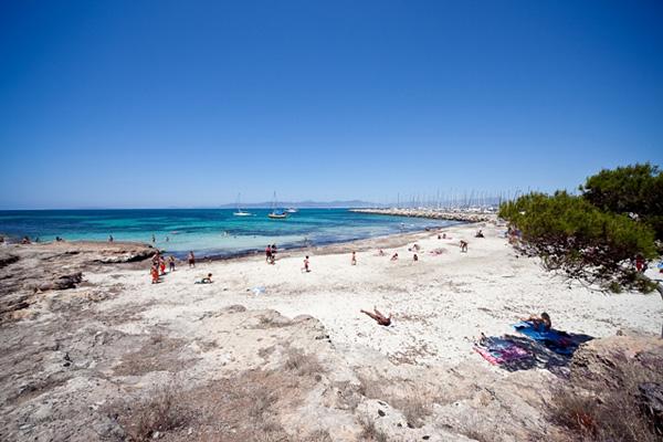 Playa de Palma - der Strand von Arenal