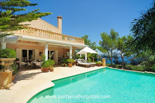 5*-Komfort im eigenen Haus - auch in der Ferienvermietung sind zunehmend Häuser mit luxuriöser Ausstattung gefragt. Ref. 102880