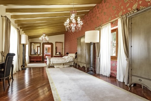 Royales Hauptschlafzimmer