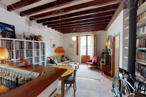 Hübsches 2-Schlafzimmer Apartment im Herzen von Palma
