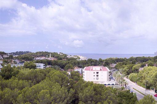 Attraktives Grundstück für Hotelbau in Top Lage mit Meerblick