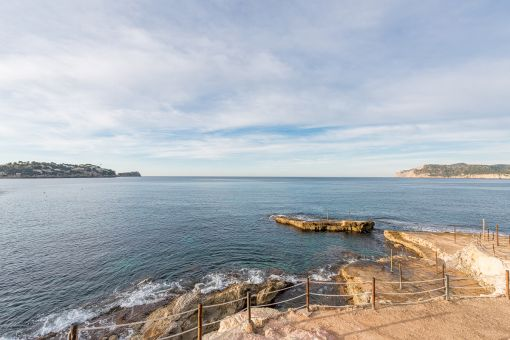 Ansicht der Costa de la Calma