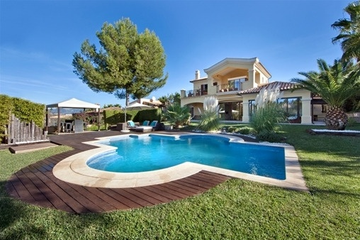 Luxusvilla in Toplage in Santa Ponsa