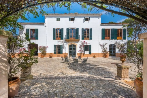 Geräumiges, helles Herrenhaus aus dem 19. Jahrhundert in Marratxí