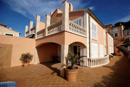Wunderbares Haus mit Meerblick in der symbolträchtigen Gegend von Es Pelats, Cala Ratjada