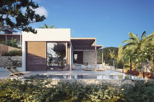 Contemporary luxury Villa