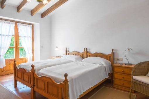 Gästehaus Schlafzimmer