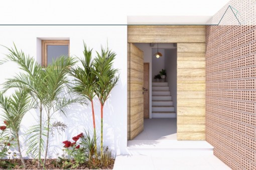 Exklusive Neubau-Doppelhaushälfte