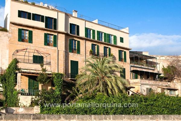 Wohnung mallorca kaufen wohnungen von porta mallorquina for Design wohnung palma