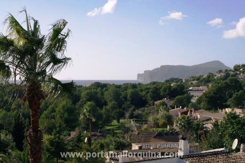 Villa in Costa de la Calma zum Kauf