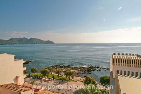 Penthouse mit Sonnenterrasse und spektakulärem Meerblick und auf Costa de los Pinos