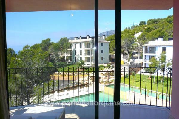 Neue Gartenwohnungen in Meernähe von Camp de Mar