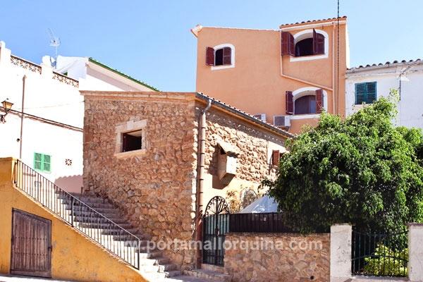 Charmantes Dorfhaus in Andratx mit weitläufigem Blick