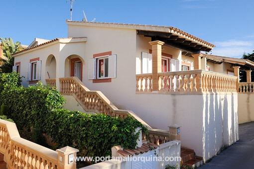 Doppelhaushälfte in Porto Cristo Novo in Meeresnähe