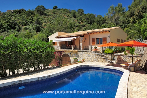 Anwesen in bester Lage von Mancor de la Vall