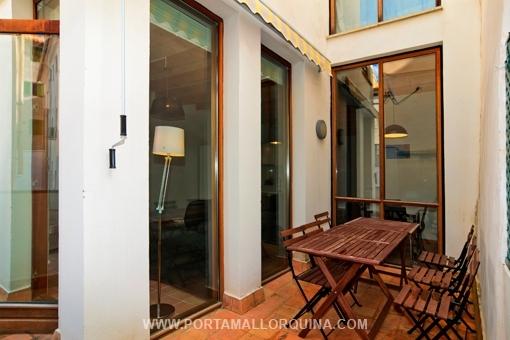 Neubau-Wohnung mit Terrasse in zentraler Altstadtlage