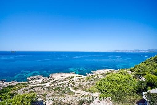Meerblickgrundstück für zwei Doppelhaushälften - Puig de Ros