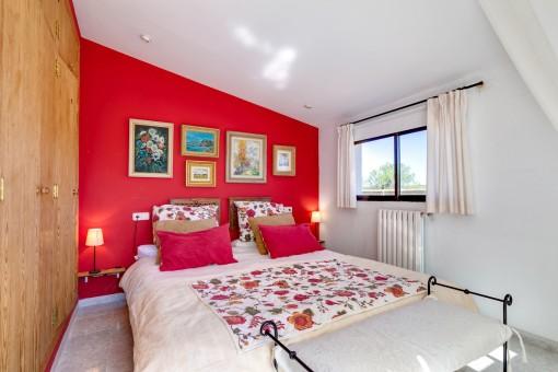Die Finca verfügt über 5 Schlafzimmer