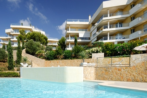 Exklusive Erdgeschosswohnung in Sol de Mallorca