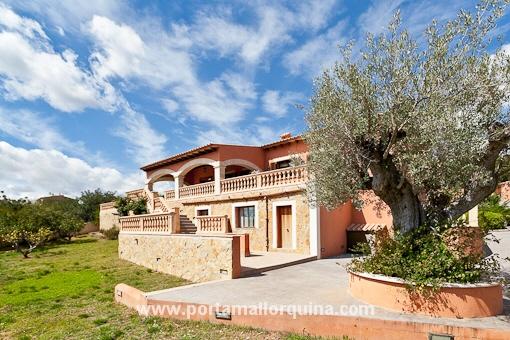 Geschmackvolle Villa in Bunyola