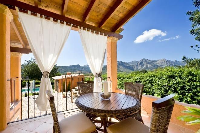 Exklusive Villa mit wunderschönem Bergblick