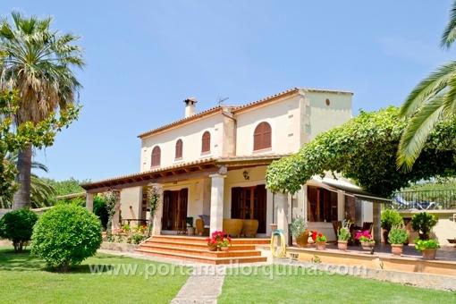 Schöne Villa in einer ruhigen und gemütlichen Lage
